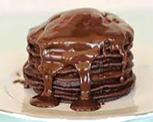 2 Best Quick - Chocolate pancakes without cocoa powder | Cooksbeautiful