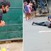 Lalaking Hindi Umano Pinasahod, Nilalakad Mula Laguna Hanggang Maynila, Makailang-beses Bumågsak Dahil sa Pagod at Gutom!