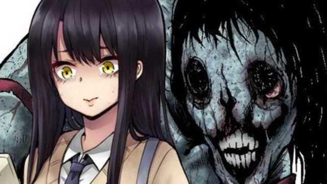 Anime hài kinh dị MIERUKO-CHAN