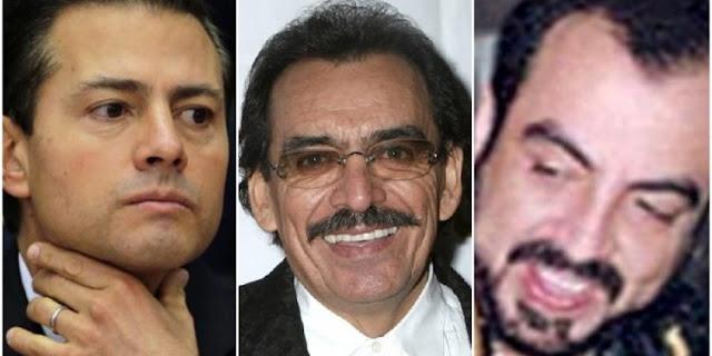 La Narcoreunion de Los Beltran Leyva con Peña Nieto que organizo Joan Sebastian