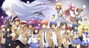 Review Anime Angel Beats