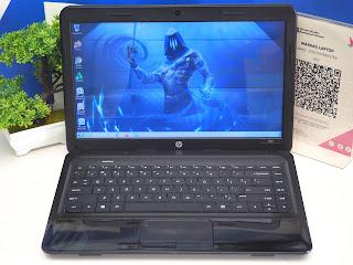 Jual Laptop Bekas HP1000 di Malang