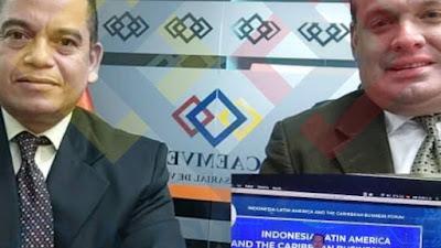 Pengusaha Venezuela siap Berbisnis dengan Indonesia