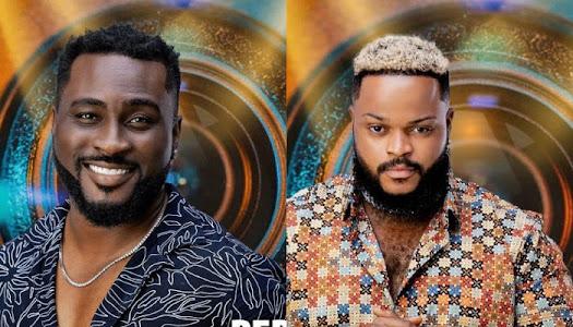 Big Brother Naija Shine Ya Eye housemate, Whitemoney,