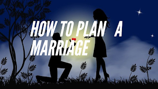 How to plan a marriage in Zambia Step by step