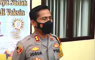 Polres Samosir Ungkap 8 Kasus Judi dan Sidik Praktik Prostitusi