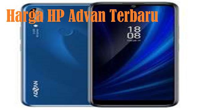 Harga HP Advan Terbaru