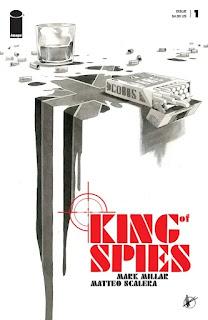 Primer vistazo a Image Comics: King of Spies #1