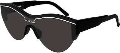 Unique Authentic Balenciaga Sunglasses For Women
