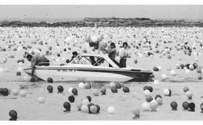 Cleveland masovno pustanje balona