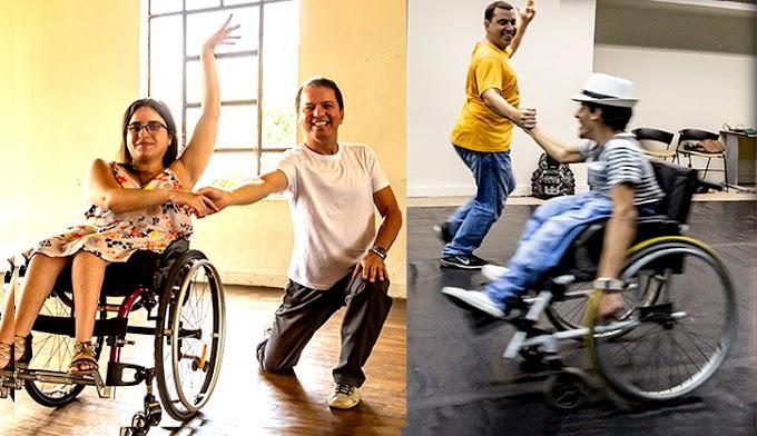 Montagens de dança do Rio de Janeiro são lançadas em festival voltado à acessibilidade