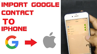 Export Gmail Contacts to iphone,  How To Export Google Contacts to My iPhone