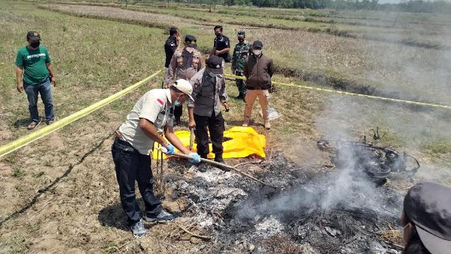 Pria di Madura Dibakar Hidup-hidup Diduga Maling Motor, Bandingkan dengan Koruptor