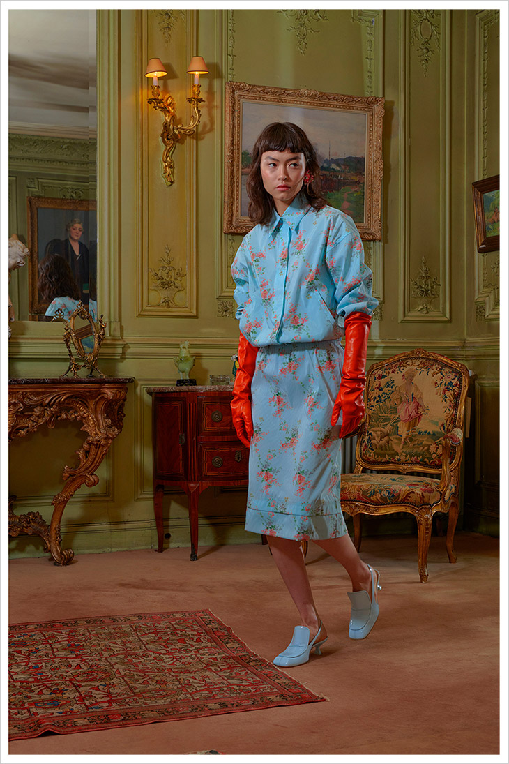 SPORTMAX Resort 2022 Womenswear Collection
