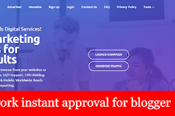 Eonads ad network instant approval