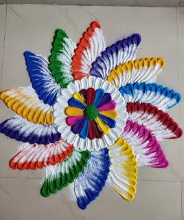 Rangoli Border Designs