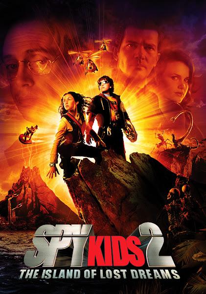 Spy Kids 2: Island of Lost Dreams 2002 Dual Audio Hindi-English 720p BluRay