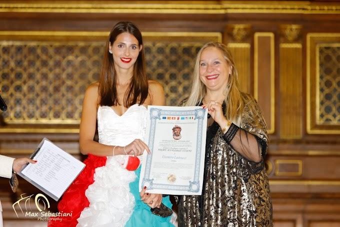 Il Premio Culturale Internazionale Cartagine va alla stilista Eleonora Lastrucci