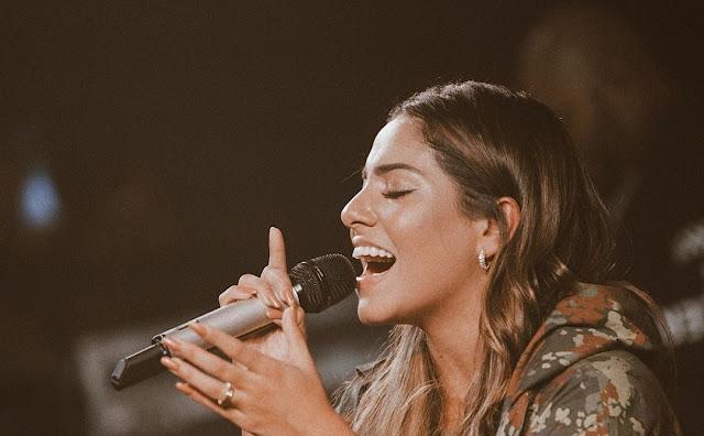 Gabriela Rocha passa 1 bilhão EP CÉU plataformas digitais