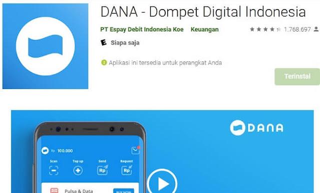 aplikasi transfer antar bank android
