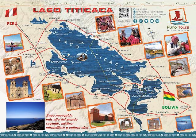 plano lago titicaca