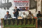 Ketua RT. 001/08 Pekojan, Budiyanto Kembali Terpilih Secara Aklamasi