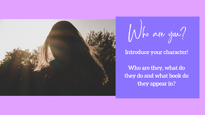 Who Are You - Character Introductions