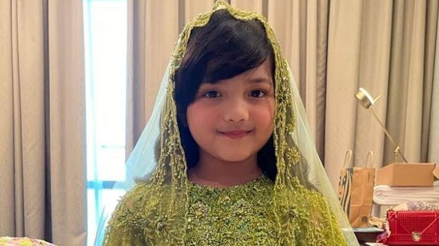 Belajar di Sekolah Islam, Arsy Sering Tegur Cara Berpakaian Ashanty yang Terbuka