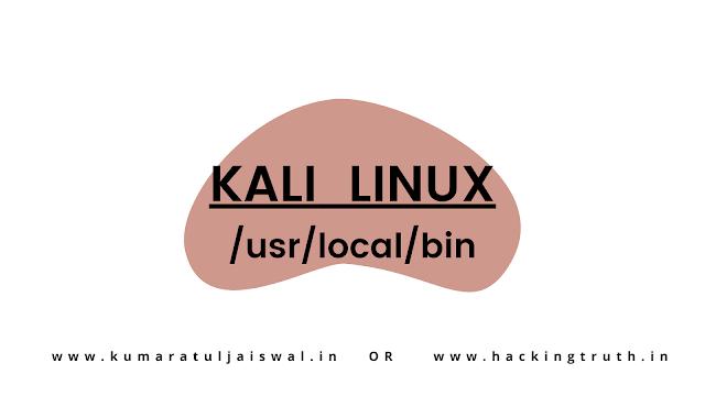 linux usr-local-bin director