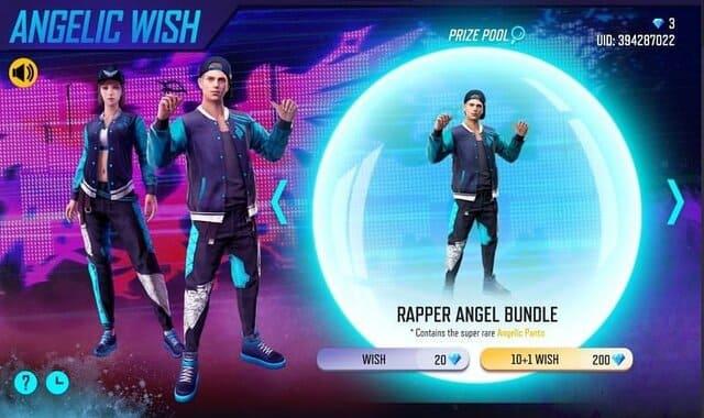 Rapper Angel Bundle