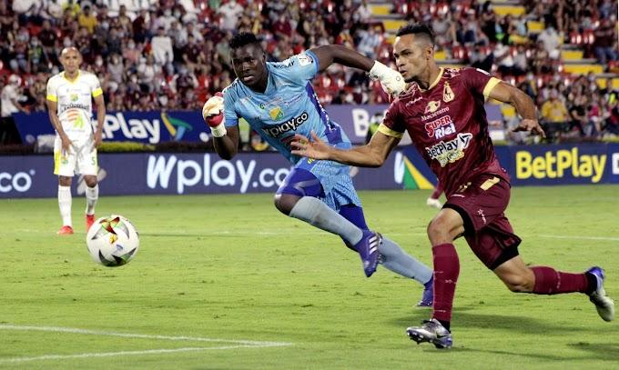 ¡Por la mínima! DEPORTES TOLIMA venció al Atlético Huila y se acercó a los cuadrangulares semifinales