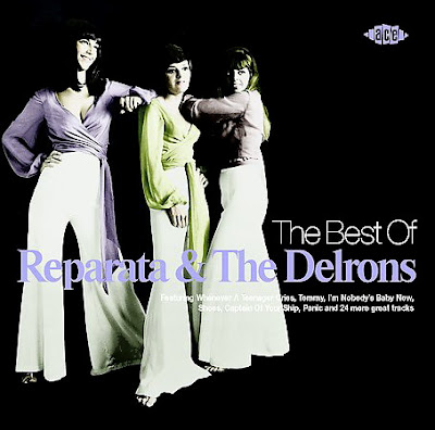 Reparata & The Delrons - 2005 - The Best Of @320. With Covers