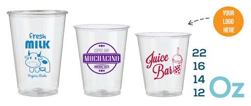 Order Jasa Sablon Gelas Plastik & Paper Cup Jakarta Biaya Murah