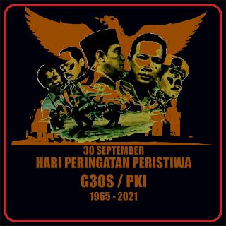 gambar poster peringatan 30 september 1965 - 2021- kanalmu