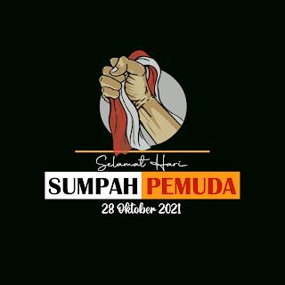 gambar poster hari sumpah pemuda 28 oktober 2021 png - kanalmu