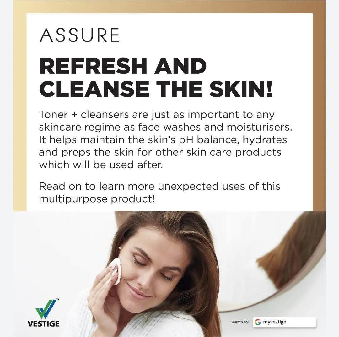 Assure Pro Tips Skin Care