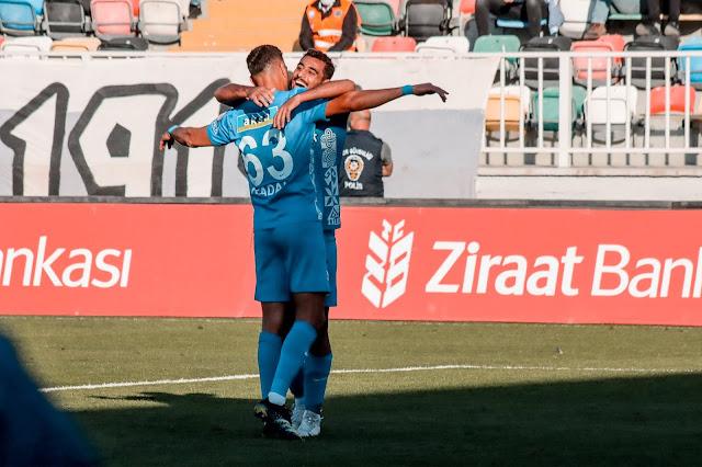 أحمد ياسر ريان يسجل هدفين ويقود ألتاي سبور للفوز في كأس تركيا (فيديو)