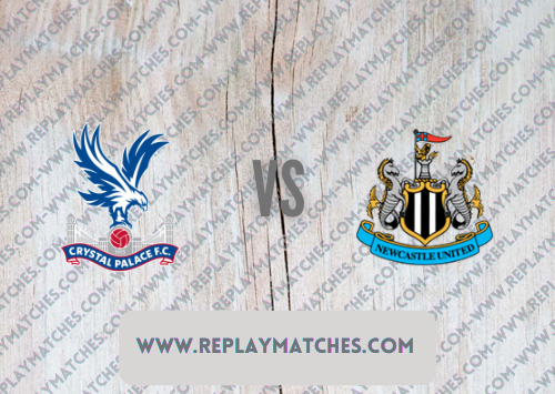 Crystal Palace vs Newcastle United Highlights 23 October 2021