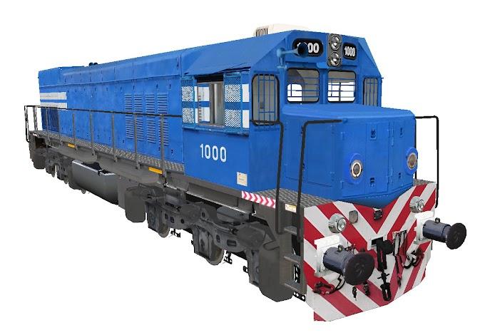 EMD G26HCW-2 1000 - Trenes Argentinos