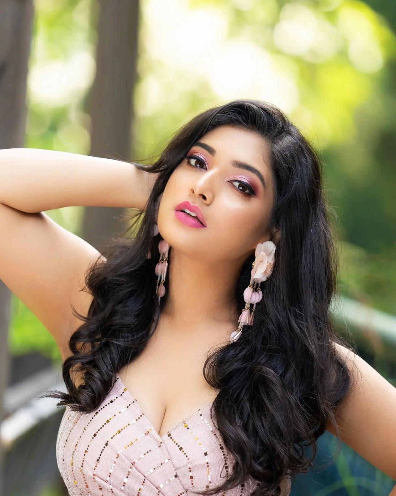 Kannada actress Priyanka Thimmesh