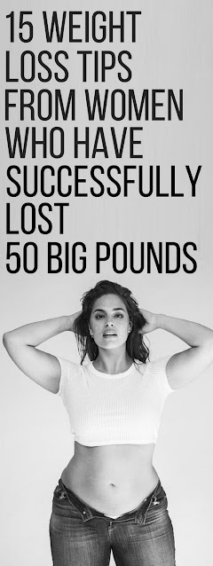 15 Weight Loss Tips From Women Who Have Lost 50 Pounds
