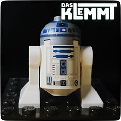 Minifigur R2-D2 - www.dasklemmt.de