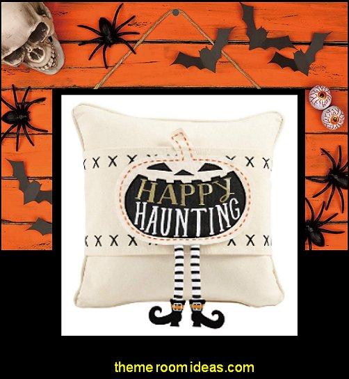 Halloween Pumpkin Wrap pillow decorations halloween