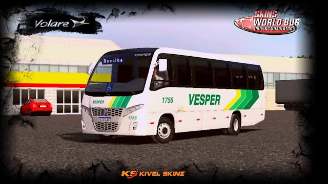 VOLARE W9 FLY - VIAÇÃO VESPER TRANSPORTES