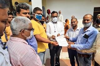 राज्य विद्युत परिषद प्राविधिक कर्मचारी संघ ने ऊर्जा प्रबंधन पर लगाया वादा खिलाफी का आरोप  | #NayaSaberaNetwork
