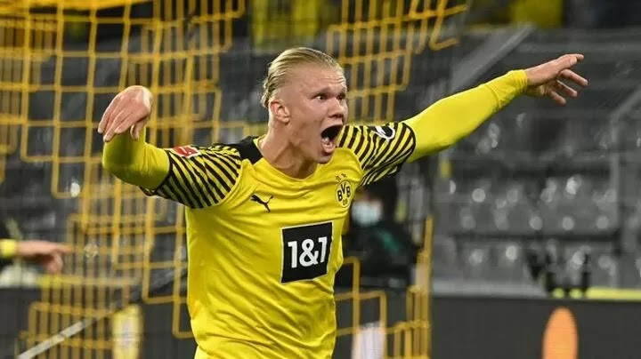 Investment funds willing to help Barça sign Erling Haaland