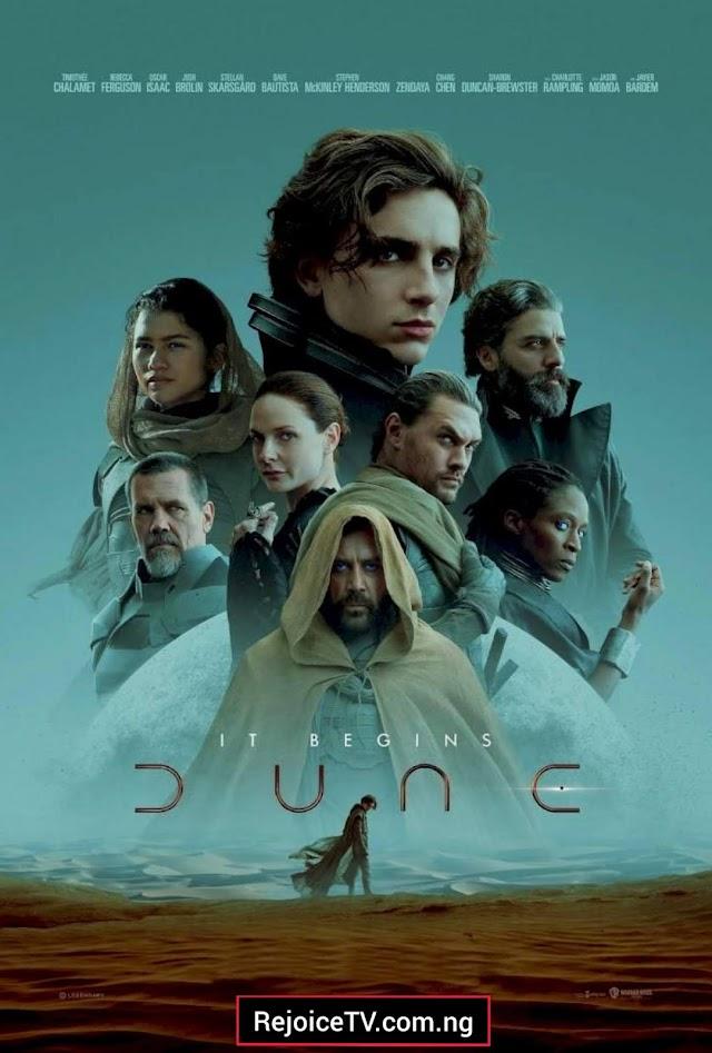 [Movie] Dune (2021)