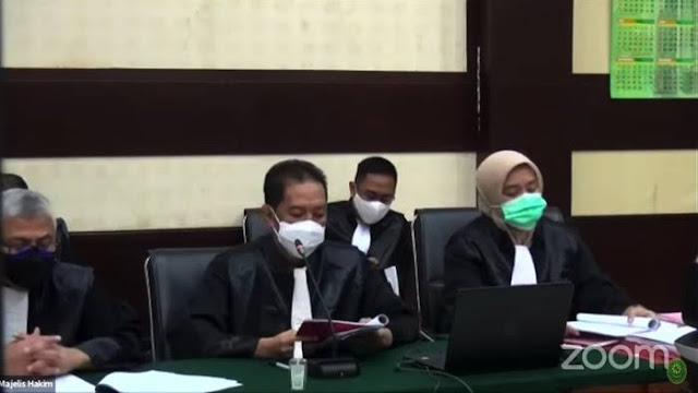 MA Tolak Kasasi Vonis HRS di Kasus Petamburan, HNW: Terbukti Jaksa Melaksanakan Pesanan