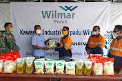 Wilmar Peduli Dimasa Pandemi Covid-19 Bagikan 5.000 Paket Sembako