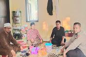 Jalin Silaturahmi dan Sinergitas Besama Tokmas, Kapolsek Kopo Ajak Jaga Pilkades Damai